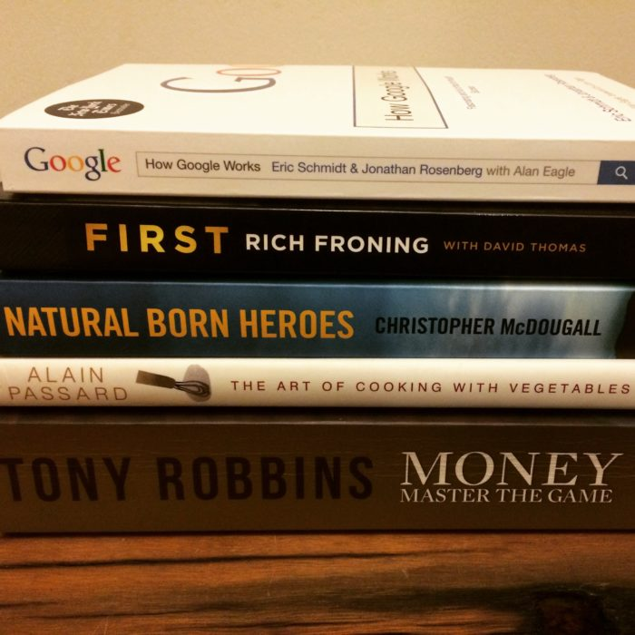 My Top 5 Books Of The Year