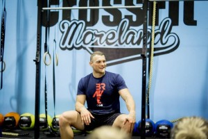 As well as being Australia's top Crossfit-er, Chad Mackay is a ridiculously nice guy, for whom nothing ever seems too much trouble.