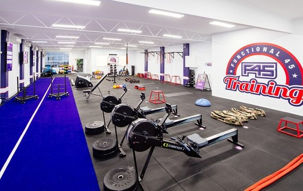 F45 is taking over the world