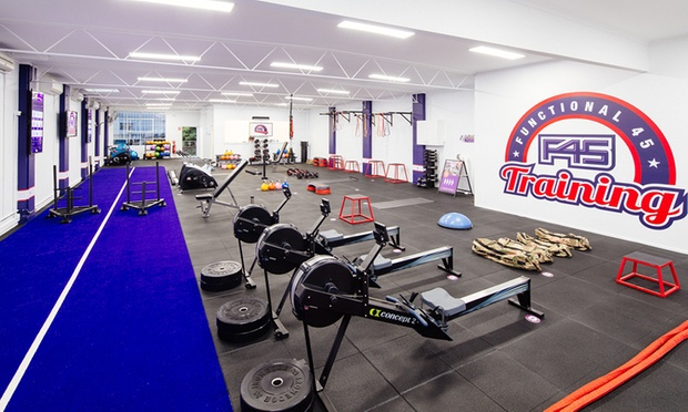 F45 Training: The Newest Functional Fitness Class
