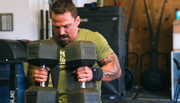 11 Home Dumbbell Workouts For The Isolation Era